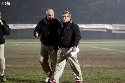 Coach Rossi con Coach Marotta