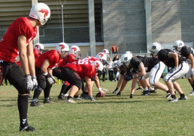 Panthers-Daemons nel 2009
