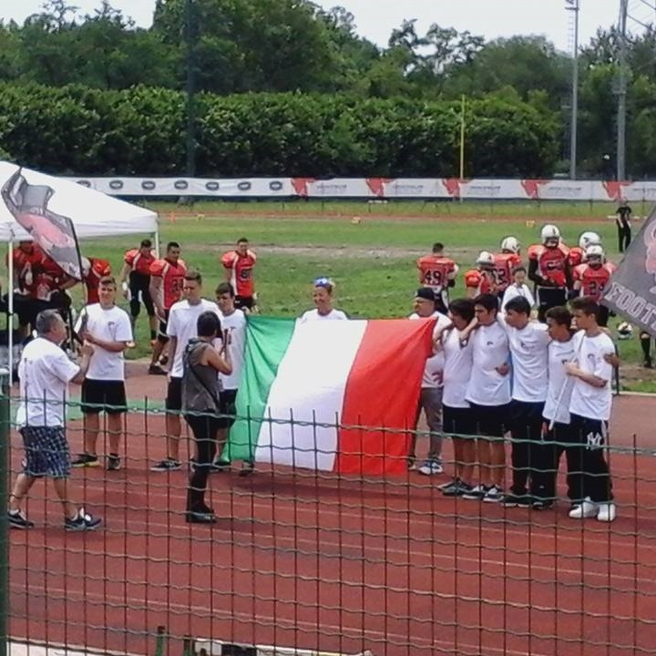 Premiazione Under 15 Flag