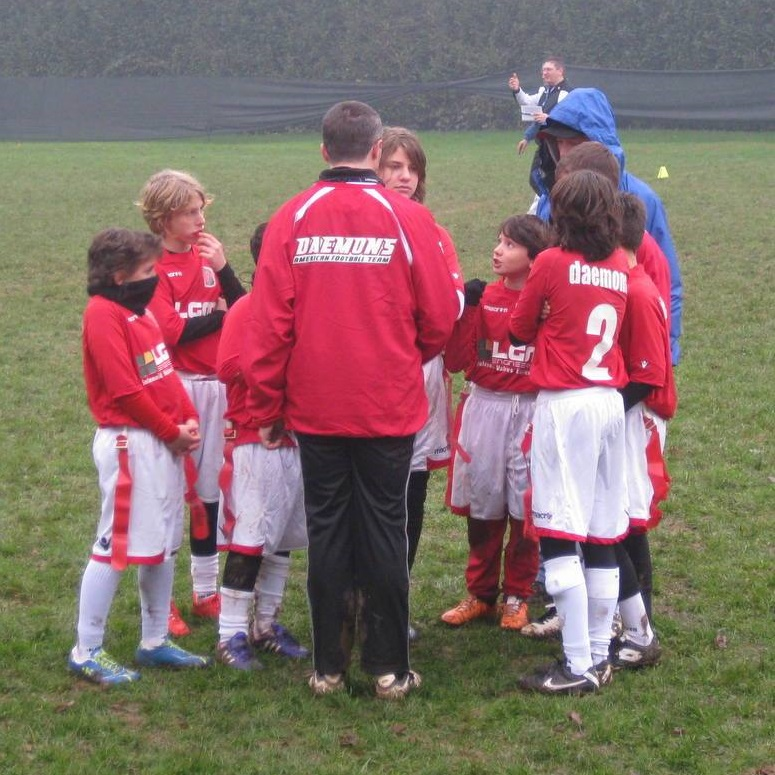Under 13 nell'Huddle